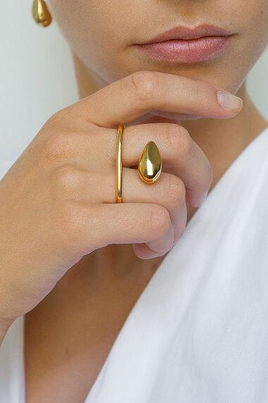 Sense Ring, Vermeil