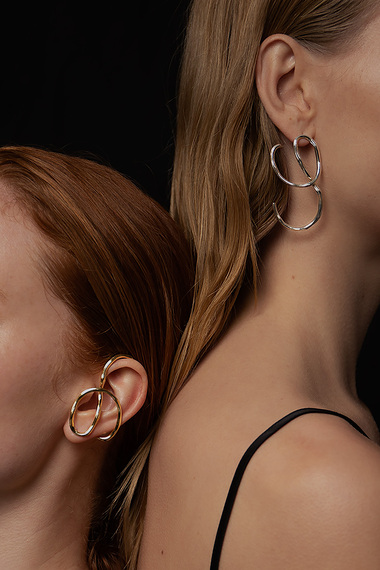 Aino Boucles d'oreilles